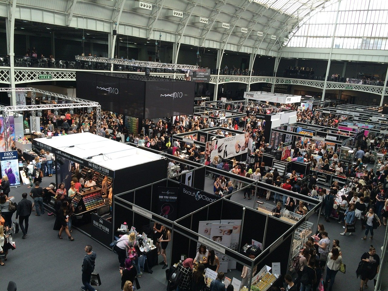 Benefits of exhibitions - business marketing